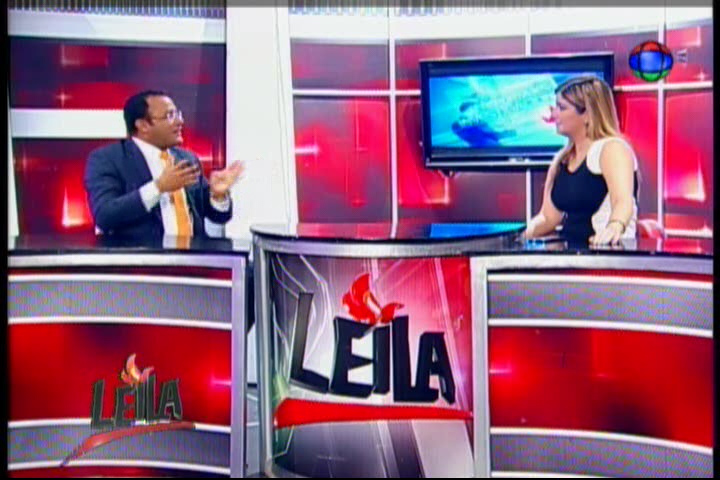 Entrevista Al Revelador Salvador Holguín Con Leila Mejía #video
