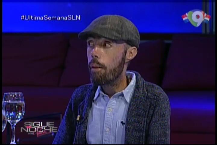 La Entrevista A Maickel Melamed En 'Sigue La Noche' #Video