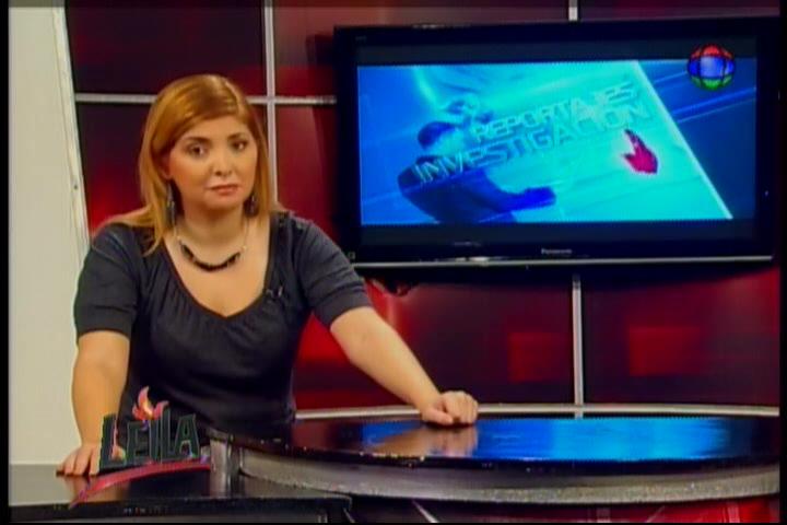 Leila Mejía Se Riega Con La Justicia Que Quieren Trancar Al General Retirado Que Mató Al Delincuente #Video