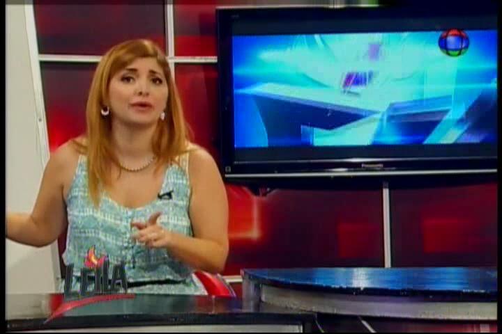 Leila Mejía Le Responde Al Listín Diario Por Publicación Sobre Ella