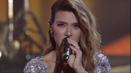 Presentación De Kany García En Premios Soberano 2019