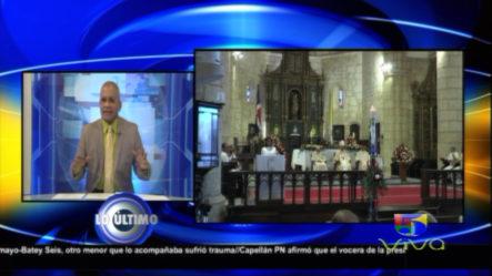 Geraldino Gonzalez: Monseñor Ozoria No Sabe Lo Que Es Una Dictadura Para Decir Que Nos Acercamos A Una