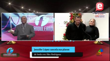 Jennifer López Cancela Sus Planes De Boda Con Álex Rodríguez