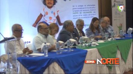 Campaña Nacional De Vacunación En La Línea Noroeste Del País