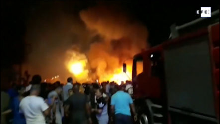 Un Vehículo Con Explosivos Causa Decenas De Muertos Y Heridos En El Cairo