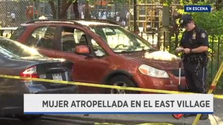 Atropellan A Una Señora Vendedora De Helados De Procedencia Dominicana En El East Village
