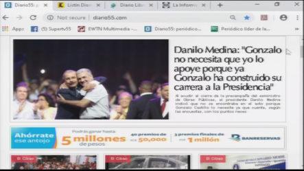 Infórmate Con Las Portadas De Los Principales Periódicos De Hoy 04 De Octubre 2019