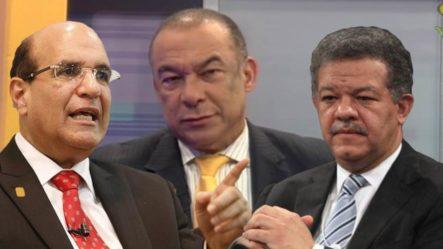 Cristhian Jimenez: Leonel Que Demuestre Y La Junta Que Resuelva
