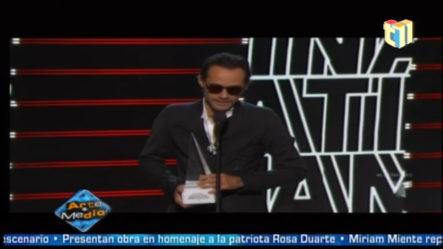 Resumen De Las Presentaciones Y Premiaciones De Los Premios AMAs
