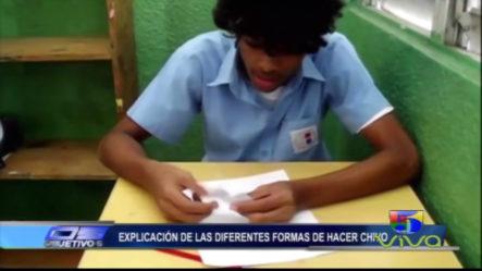 """Conoce Las Diferentes Formas De Hacer """"CHIVO"""""""