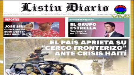 Infórmate Con Las Portadas De Los Principales Periódicos De Hoy 27 De Noviembre 2019
