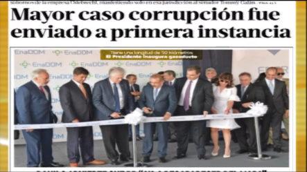 Infórmate Con Las Portadas De Los Principales Periódicos De Hoy 18 De Diciembre 2019