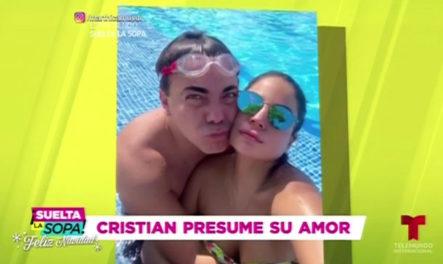 Luego De Tres Matrimonios Fallidos, Cristian Castro Está Enamorado