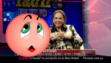 "Yadira Le Da El ""Boche"" Del Siglo A Una Televidente"