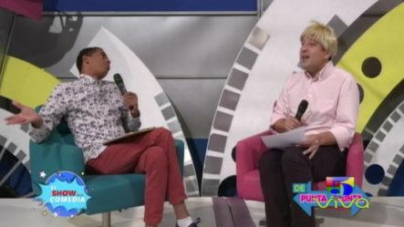 Lo Último De La Farándula Con Alex Morcilla Y Jary Desfile En El Show De La Comedia