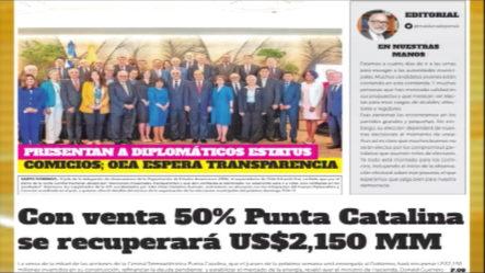 Infórmate Con Las Principales Portadas De Los Periódicos De Hoy 13 De Febrero Del 2020