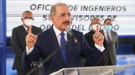 Discurso Completo Del PresidenteDanilo Medinaen La Entrega Del Hospital San Bartolomé De Neiba