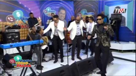 La Mejor Presentación Musical De Bonny Cepeda En | Pégate Y Gana Con El Pachá