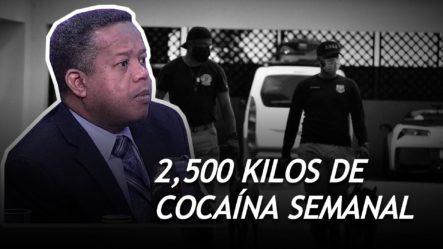 Operación Falcón: Red Traficaba Hasta 2,500 Kilos De Cocaína A La Semana A Puerto Rico, EEUU Y Europa