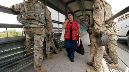 El Despliegue De Soldados En La Frontera Con México Podría Costar A EE.UU. 200 Millones De Dólares