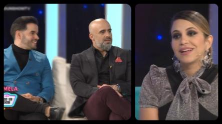 Interesante Entrevista A Raul Grisanty Y Manny Cruz En Pamela Todo Un Show