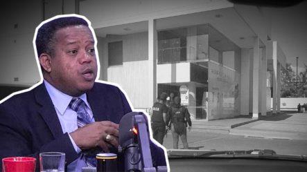 Detalles De Los Supuestos Mensajeros Detenidos En El Banco Durante Operación Falcón