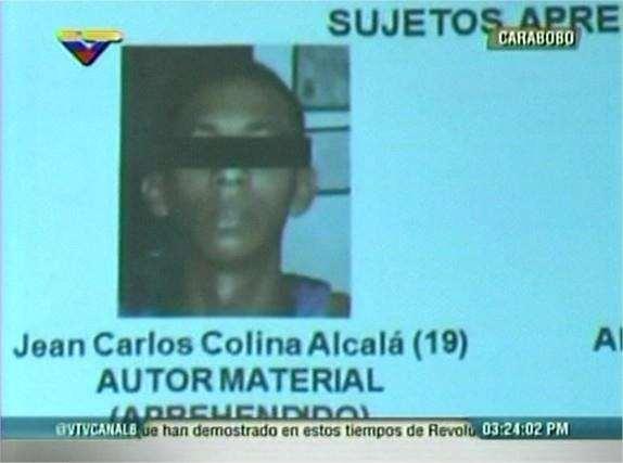 Identificado el autor material del asesinato de la exMiss venezolana