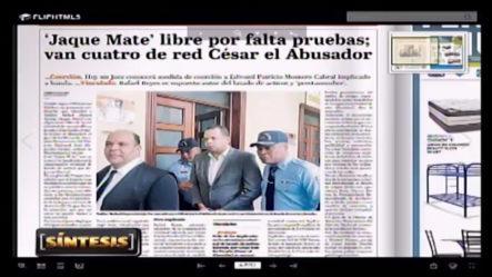 Libertad Pura Y Simple A Jake Mate, Implicado En Caso De César El Abusador, Cuestiona Accionar Del Juez José Alejandro Vargas