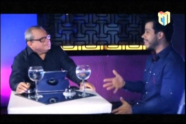 La Entrevista Al Actor Y Cantante Javier Grullón «Confabulaciones»