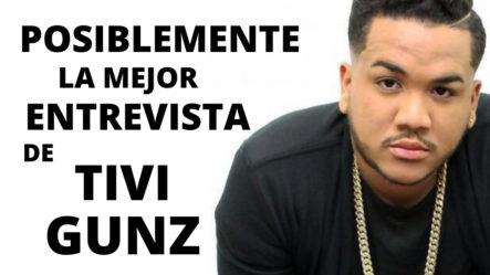 Cosas De Tivi Gunz Que No Sabias | Xpuesto Con Music Mafia
