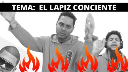 Santiago Matias (Alofoke) & Luinny Corporan Hablan Del Lapiz Conciente | Brechan2 Con Music Mafia