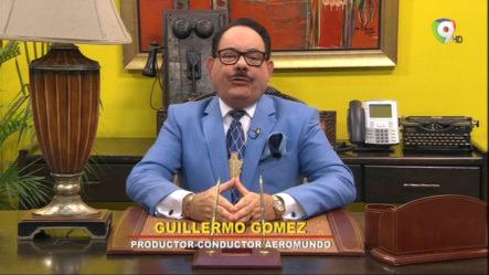 Aeromundo: Comentario De Guillermo Gómez