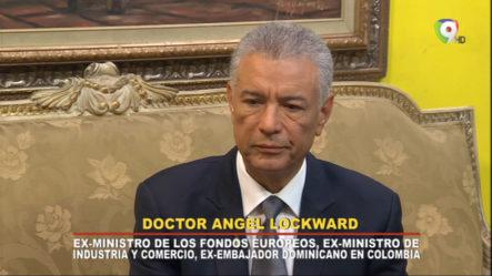 Entrevista Al Dr. Angel Lockward