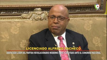 Entrevista A Lic. Alfredo Pacheco