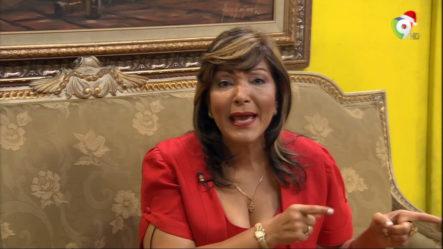 Conversando Con La Dra. Geanilda Vásquez Lider Del PRM (1/2) – Aeromundo