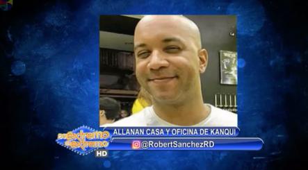 Allanan Casa Y Oficina Del Payaso Kanqui
