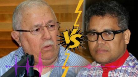 Tremeno Rebú En El Gobierno De La Mañana Entre Alvarito Arvelo Y Carlos Peña