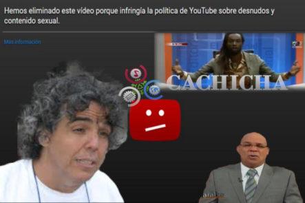 Ya Van Dos Canales Censurados. Ángel Muñiz, Declaró Que Irá A EEUU Para Reunirse Con Los Directivos De Youtube