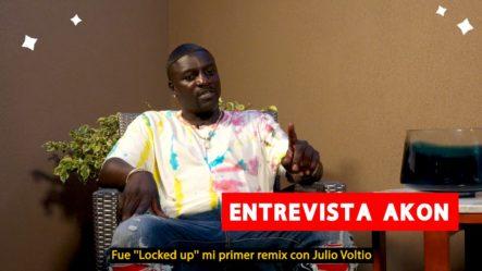 Akon Habla Sobre Sus Proyectos Con Artistas Dominicanos   ENTREVISTA