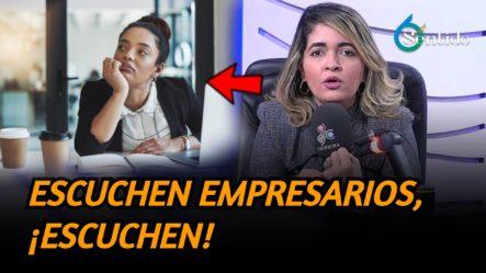 Escuchen Empresarios, ¡Escuchen! | 6to Sentido