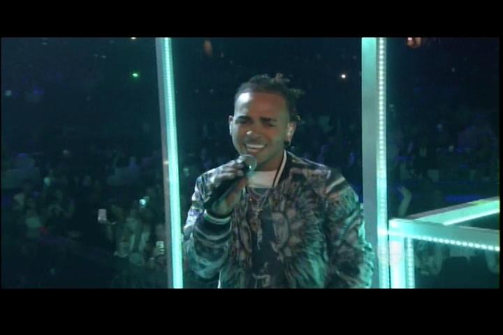 Presentación Ozuna En Premios Juventud 2017