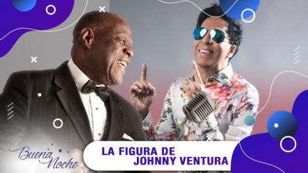 Bonny Cepeda Habla Sobre La Gran Figura De Johnny Ventura   Buena Noche