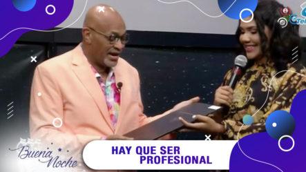 Palabras Del Coco Sobre La Importancia De Ser Un Profesional   Buena Noche
