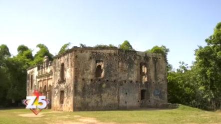 Conociendo Más Sobre La Situación Actual De Las Ruinas Del Palacio De Palavé