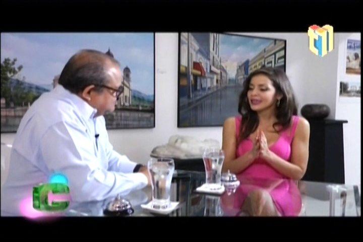 """Confabulaciones: Entrevista Especial A La Joven Actriz Dominicana Alexandra Rosario; """"En Este Momento Me Estoy Preparando Para Recibir El Exito"""""""