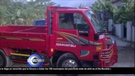 Asaltan Dos Jóvenes Y Lo Despojan De Camión Y Dinero En Efectivo