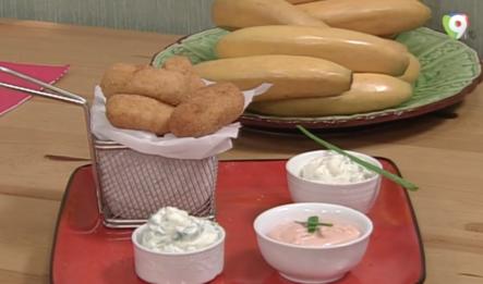 Hoy Aprenderemos A Preparar: Croquetas Ahumadas En Clases De Cocina