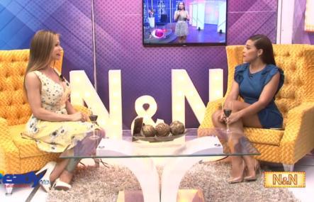 Mia Cepeda Explica Como Fue Su Inicio En La Televisión Dominicana