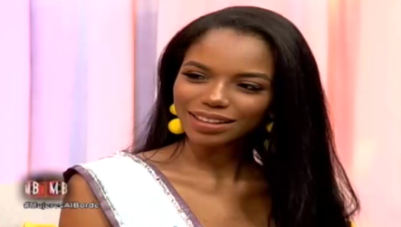 Entrevista Al Elenco De Belleza  En Mujeres Al Borde