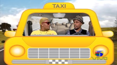Las Fuertes Palabras De El Mega En El Boca Taxi